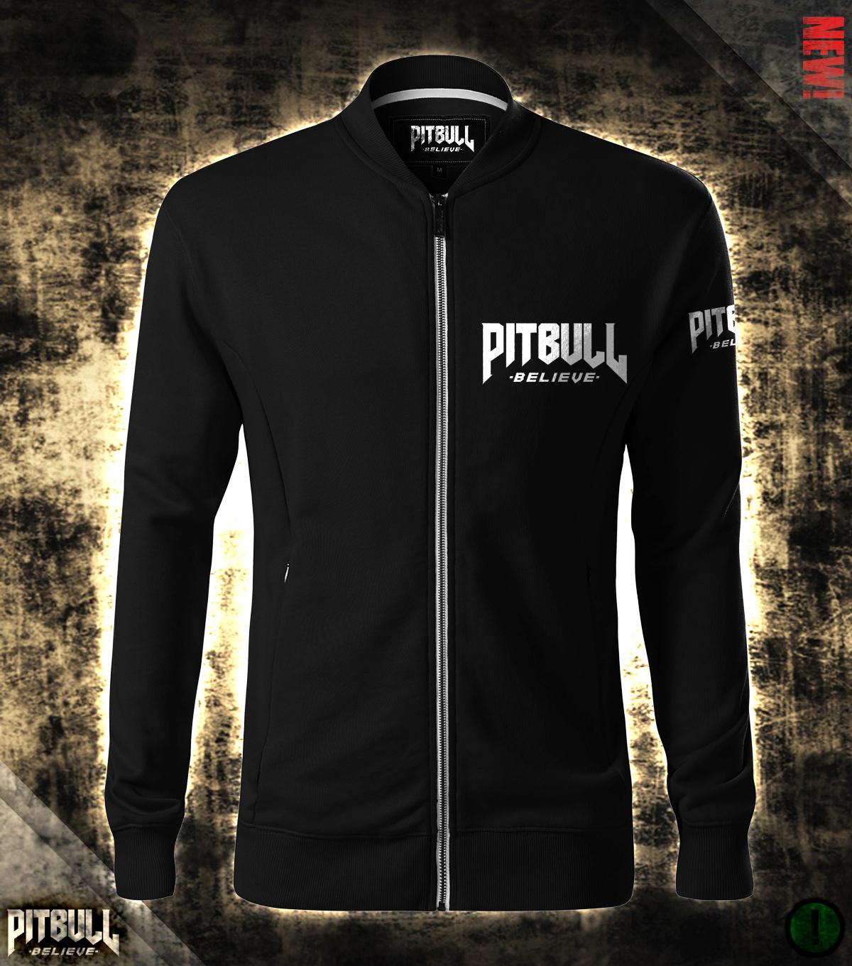 Pit Bull Believe [Stronger] Bomber Dzseki